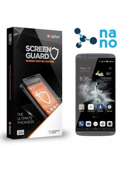 Dafoni ZTE Axon 7 Nano Glass Premium Cam Ekran Koruyucu