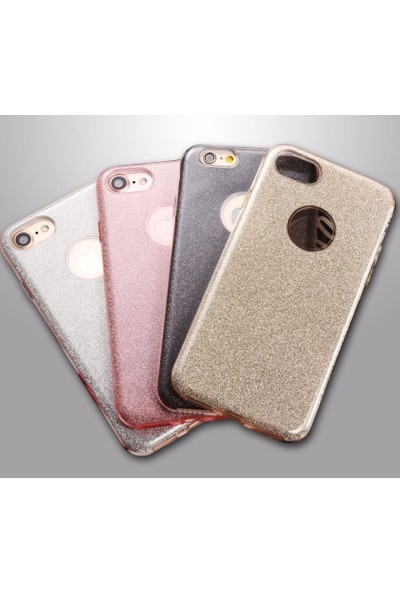 Eiroo y Apple iPhone 7 Plus Simli Silikon Kılıf