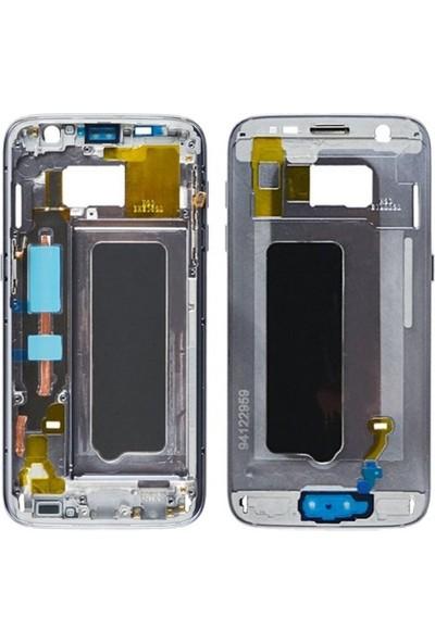Casecrown Samsung Galaxy S7 G930 Orj Orta Kasa - Füme
