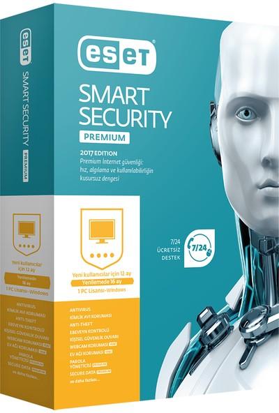 Eset Smart Security Premium V11 - 3 Kullanıcı Kutu