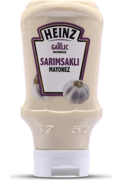 Heinz Mayonez Sarımsaklı 400 ml