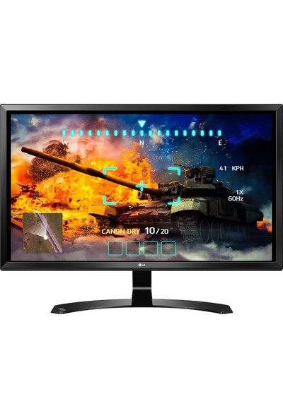 "LG 27UD58-B 27"" 5ms (2xHDMI+Display) FreeSync 4K UHD IPS Monitör"