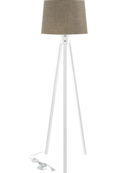 Modelight Tripod Lambader Yeşil Beyaz Ayak