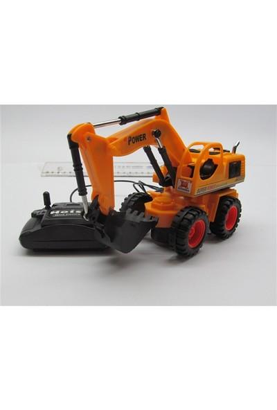 Birlik Oyuncak Kablo Kumandalı İş Makinesi 3899R