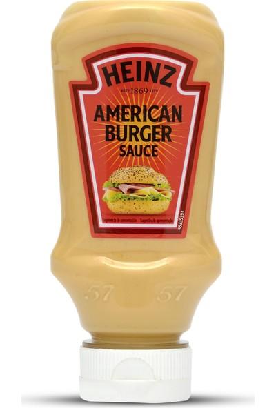Heinz Amerikan Burger Sosu 235 Gr