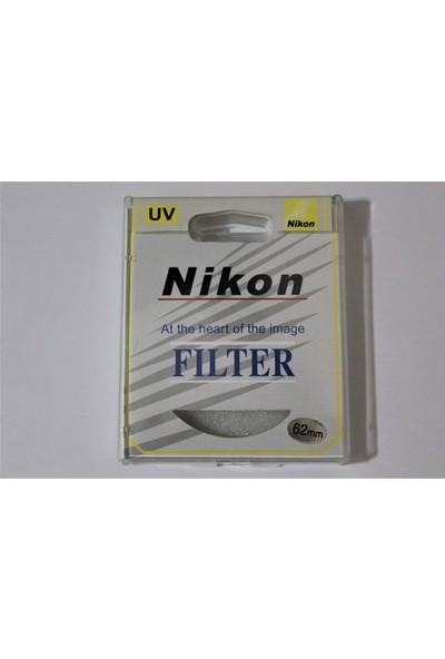 Nikon 62 Mm Uv Filtre