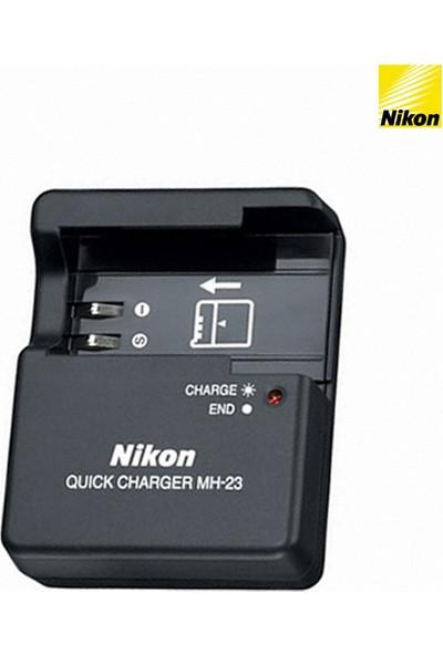 Nikon Mh 23 En El9A Şarj Cihazı D3000 D5000 D60 D40 D40X
