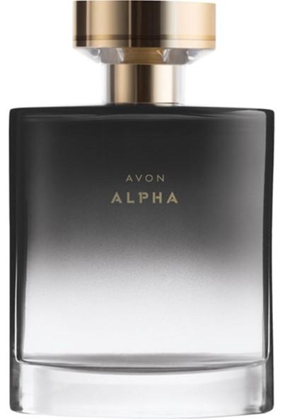 Avon Alpha Edt 75 Ml Erkek Parfüm