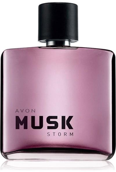 Avon Musk Storm Edt 75 Ml Erkek Parfüm
