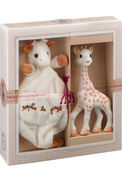 Sophie The Giraffe Sohiesticated Yeni Doğan Seti 3