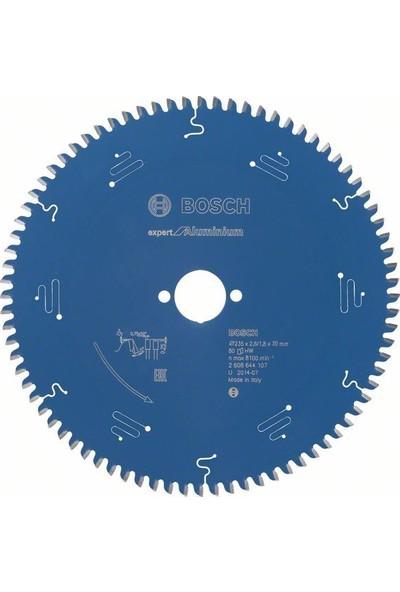 Bosch Expert For Aluminium 235 x 30 Mm 80 Diş 2608644107