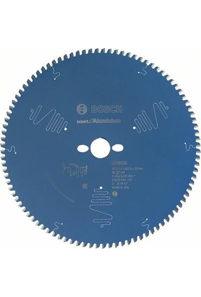 Bosch Expert For Aluminium 305 x 30 Mm 96 Diş 2608644115