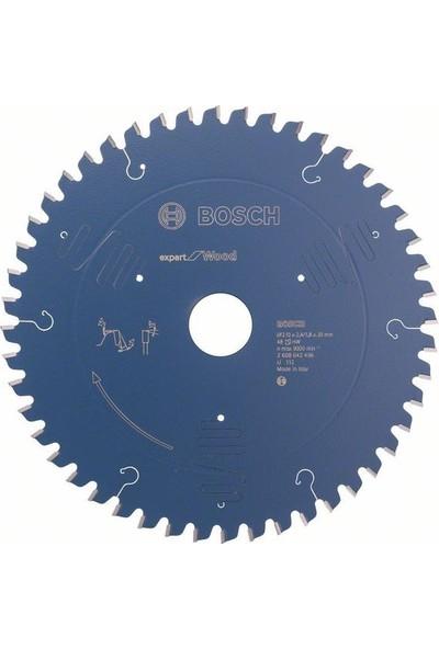 Bosch Expert For Wood 210 x 30 Mm 48 Diş 2608642496