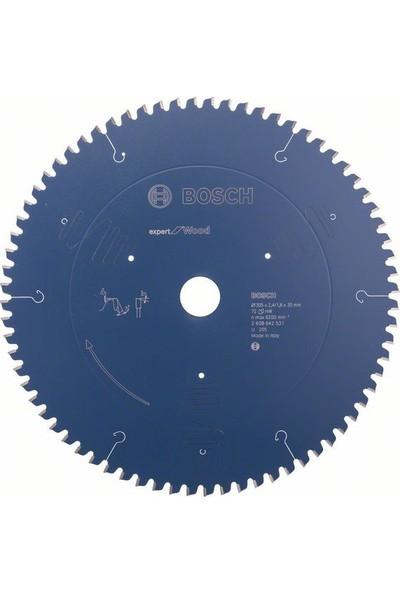 Bosch Expert For Wood 305 x 30 Mm 72 Diş 2608642531