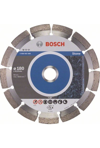 Bosch Standard For Stone 180 Mm 2608602600