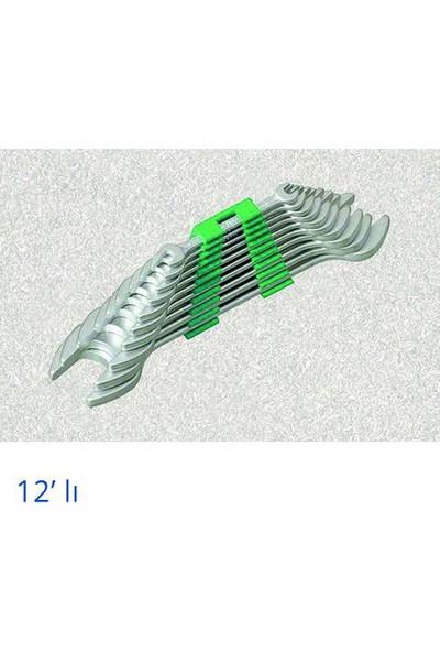 İzeltaş Elta Çatal Anahtar Takımı 12'li