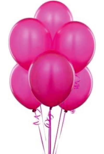PartyTime Latex Balon Fuşya
