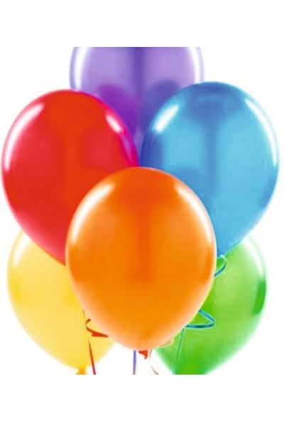PartyTime Latex Balon KarışıkRenk