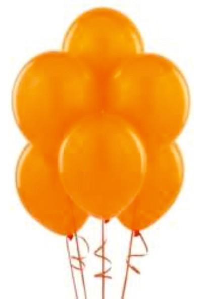 PartyTime Latex Balon Turuncu