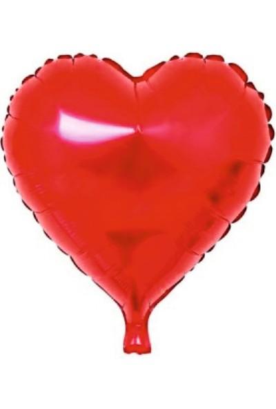 PartyTime Folyo Balon Kırmızı