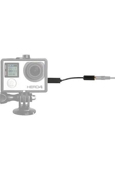 Boya Gopro İçin Boya Mikrofon Bağlantı Kablosu