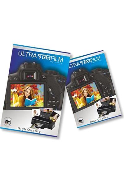 Star Film 50 Adet A3 Yapışkanlı Pvc Sticker Beyaz Fotoğraf Kağıdı 280 Gr Ultra