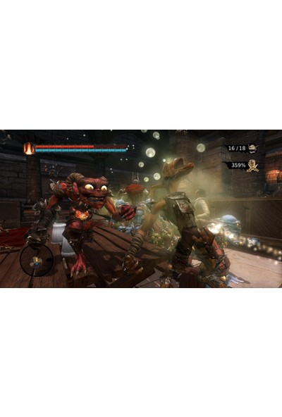Overlord Rasing Hell Ps3
