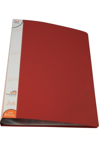 Umix Eco Sunum Dosyası 80'li Kırmızı