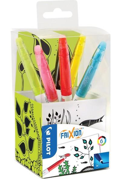 Pilot Frixion Colors 6'lı Boyama Seti