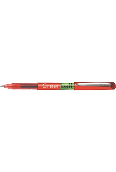 Pilot Greenball 0.7 Mm Kartuşlu - Kırmzı