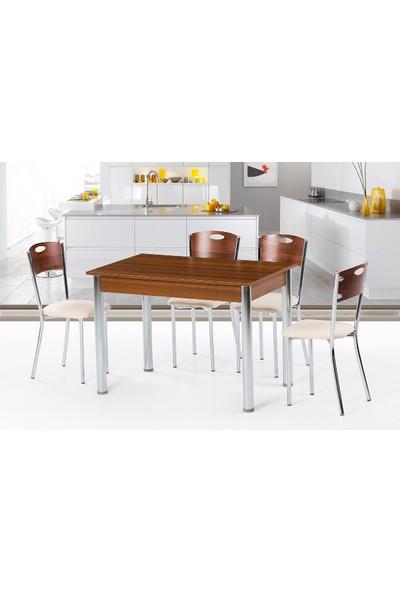 Azzore Mutfak Masası - Masa Sandalye Takımı