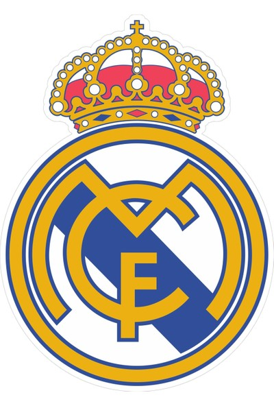 Stickermarket Real Madrid Sticker