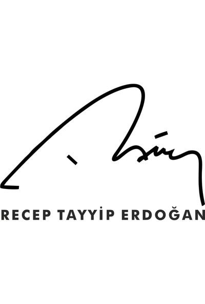 Stickermarket Recep Tayyip Erdoğan İmza Sticker
