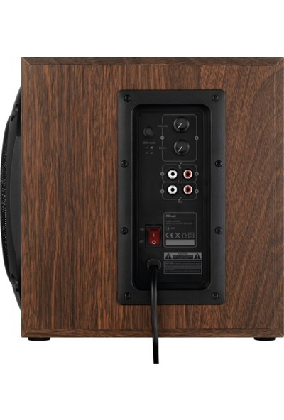 Trust Vıgor 2.1 Subwoofer Speaker Set
