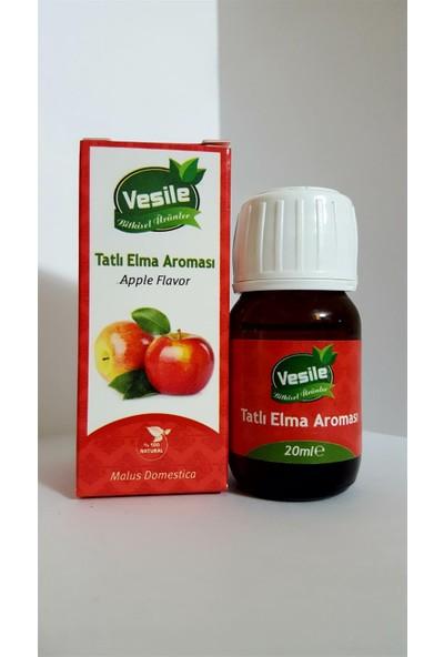 Vesile Tatlı Elma Aroması 20 Cc