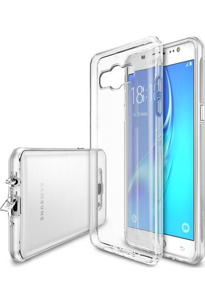 Ringke Air Galaxy J5 2016 Kılıf Clear - Ultra Hafif Esnek İnce Şeffaf Transparan