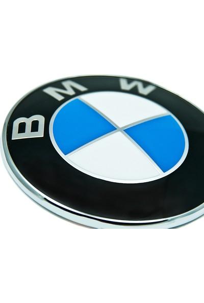 VenessAuto Bmw Kaput Arması Logosu Amblemi Mavi Tüm Modeller İçin Uygundur