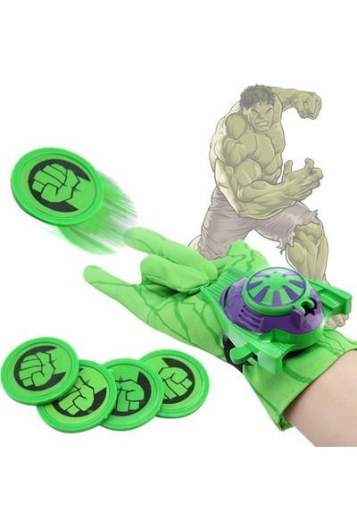 Hulk Aksiyon Eldiven Seti