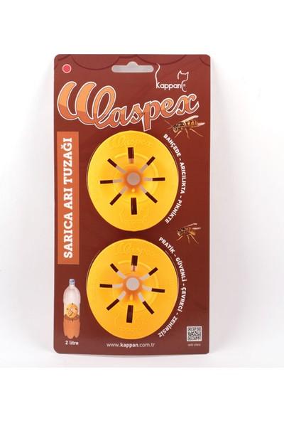 Kappan Waspex Sarıca Arı Tuzağı
