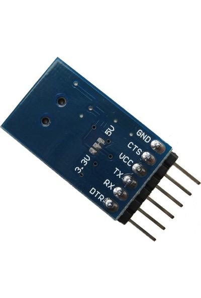 Güvenrob Gy-232 Modülü Ft232rl Usb İçin Seri Port Downloader