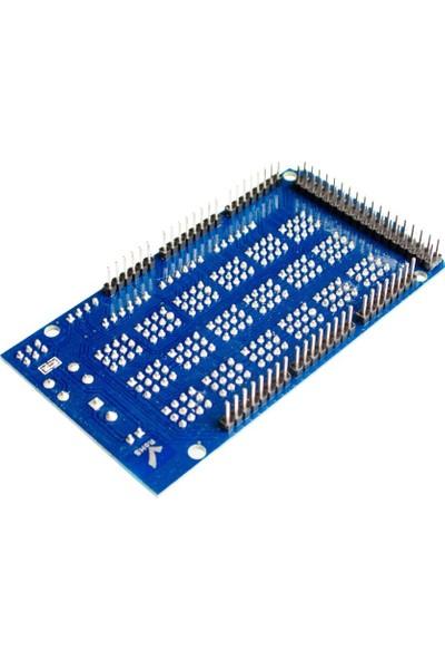 Güvenrob Mega 2560 R3 için Mega Sensör Shield V2.0