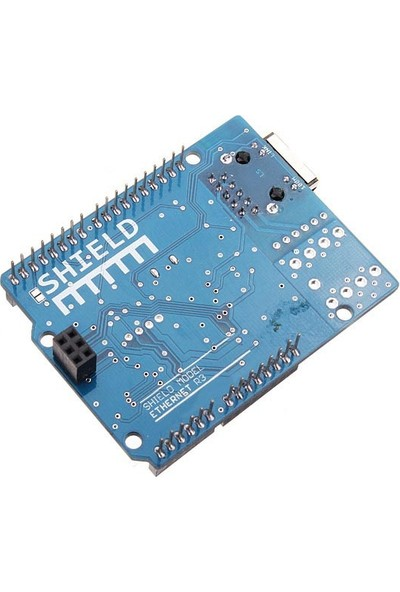 Güvenrob Arduino Ethernet W5100 R3 Ethernet & Sd Shield