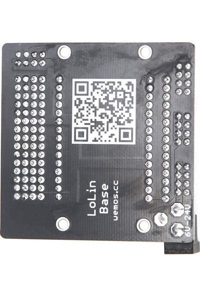 Güvenrob WeMos NodeMcu Base ESP8266