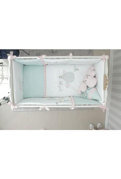 Bndeco Dream Yeşil Balon Uyku Seti 80 x 140 cm