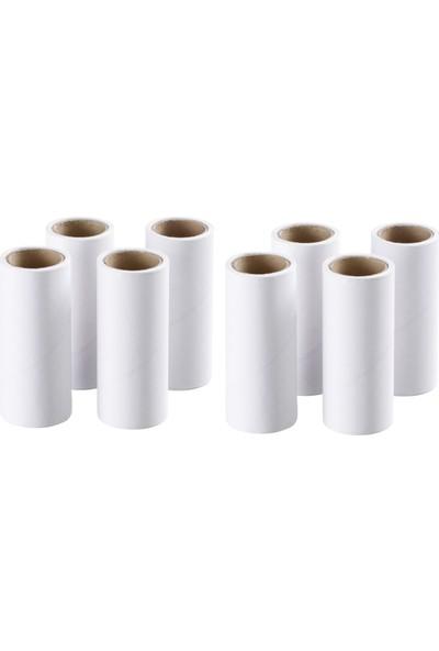 Ikea Bastis Tüy Toplayıcı Yedek 8'Li