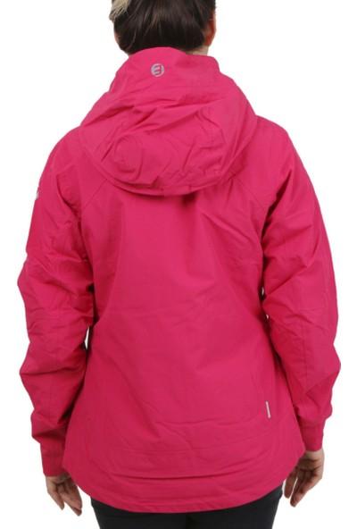 Icepeak Pembe Kadın Outdoor Montu 53182 620 655 Lana Jacket