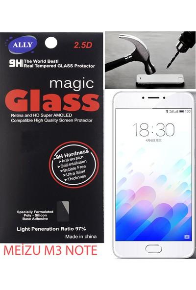 Akıllıphone Meizu M3 Note Ekran Koruyucu