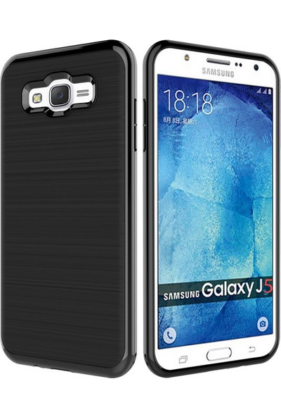 Akıllıphone Samsung Galaxy J5 J500 Darbe Onleyici Infınıty Motomo Kılıf