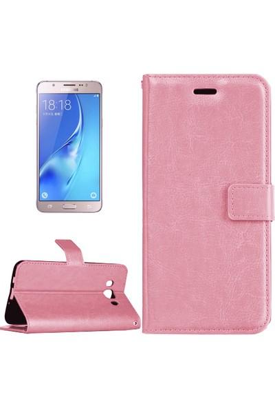 Akıllıphone Samsung Galaxy J510 J5(2016) Kart Bolmeli Cüzdan Kılıf