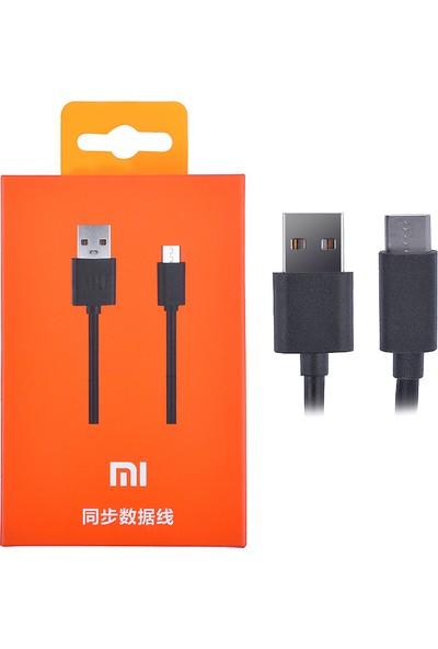 Akıllıphone Xiaomi Type C 1Mm inal Şarj Usb Kablo